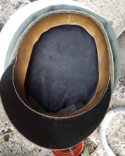 Army Crusher Cap