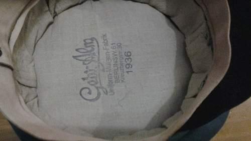 crusher cap