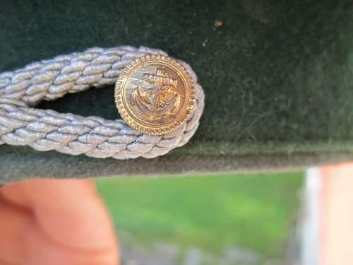 Heer/ Kriegsmarine? Cap