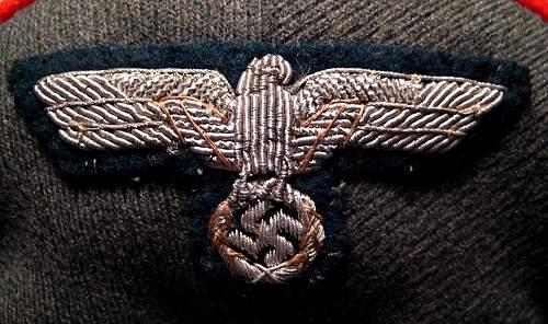 Heer Infantry Visor