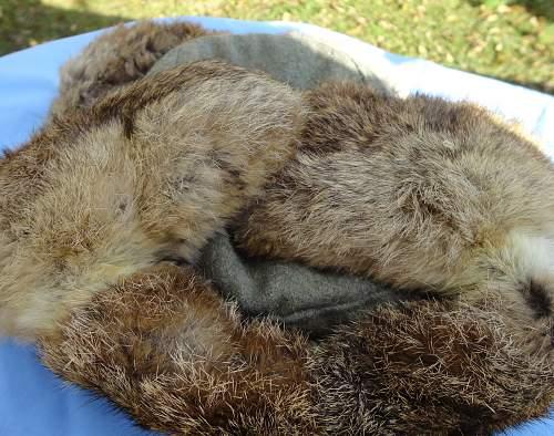 Heer Winter Rabbit Fur Hats