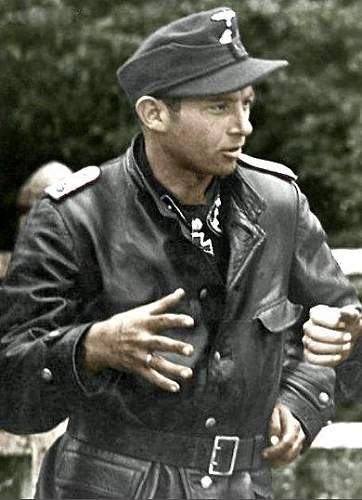 Click image for larger version.  Name:Wittmann%2C+Michael+-+Hauptsturmf%C3%BChrer+shortly+before+his+death%2C+France+1944.jpg Views:699 Size:39.6 KB ID:594068
