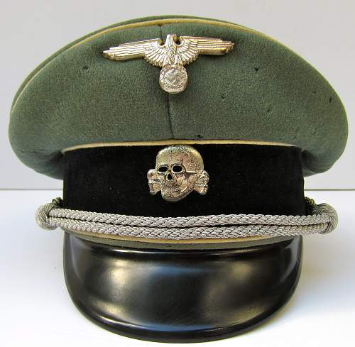 Is this a real SS Cap?