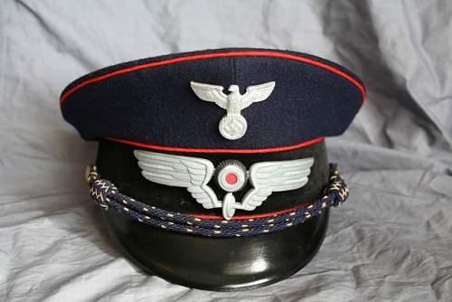 Reichsbahn visor