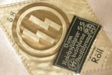 Allgemeine-SS NCO Visor cap - Real ?