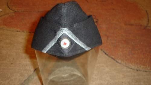 Kriegsmarine Cappy real?
