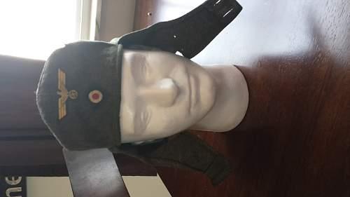 Coastal Artillery Hat