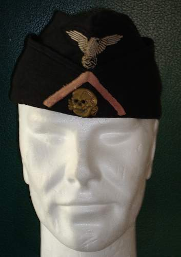 Help For SS Hat