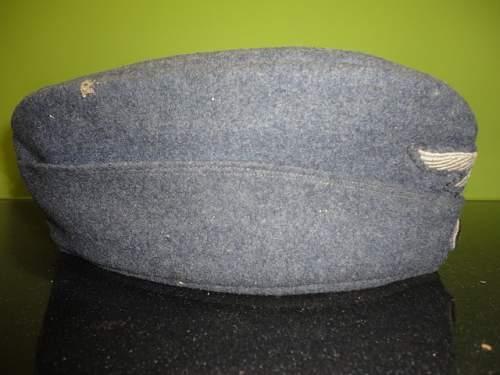 Luftwaffe overseas cap