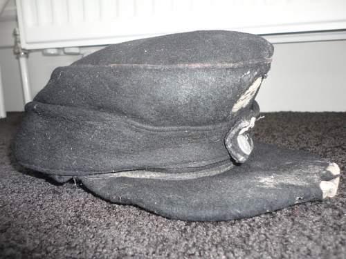 SS field cap