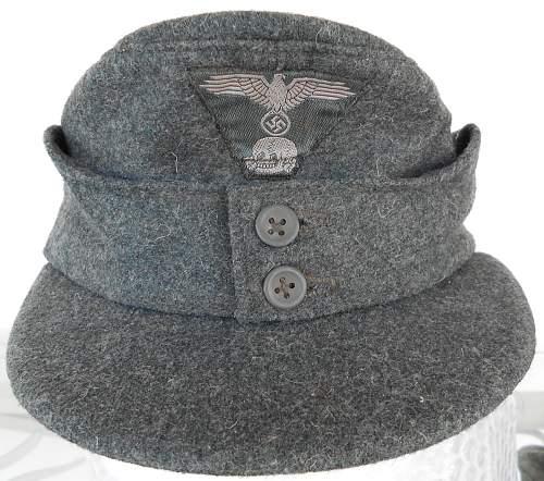 Seek opinions on WSS m-43 field cap