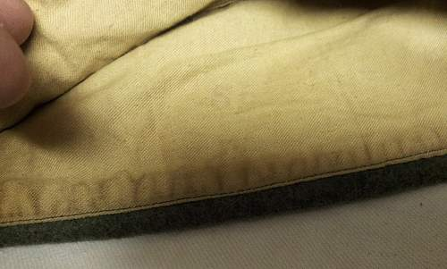 M34 sidecap - NCO private purchase??????