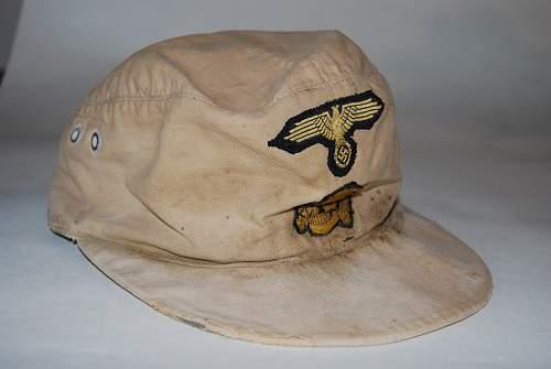 ss tropical cap
