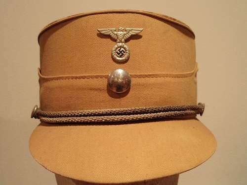 early NSDAP kepi ... opinions