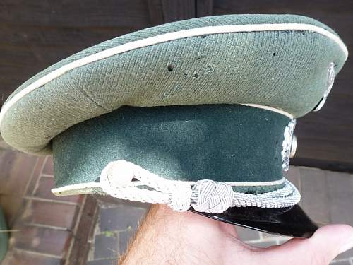 WH Officer Visor, Opinions?