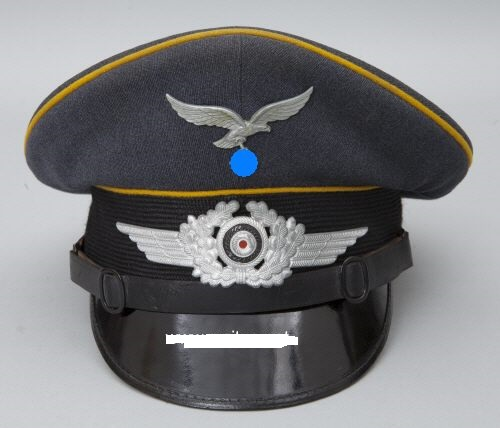 Luftwaffe caps