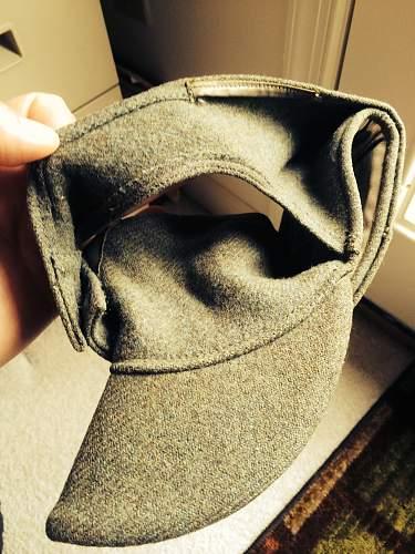 Curious M43 hats