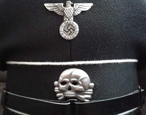 Reproduction Erel visor cap help please.
