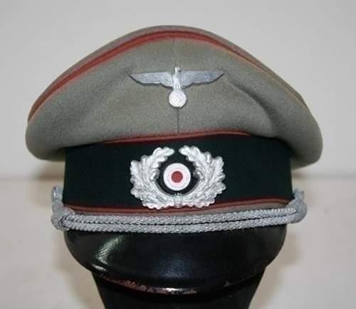 artilley officer schirmutze... opinions please!