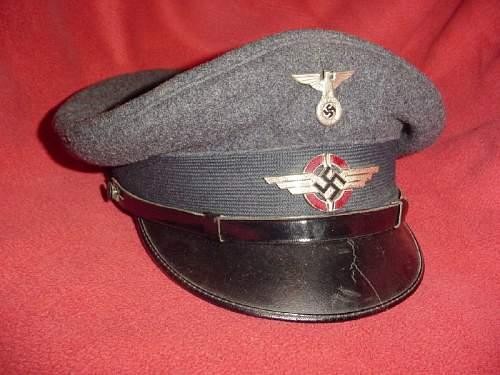 Is it DLV visor ?