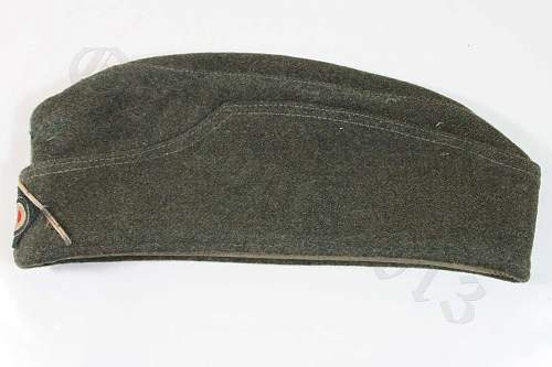 M34 Overseas cap