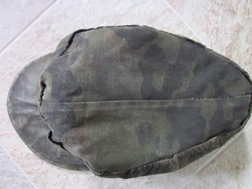 Waffen SS Camo Cap