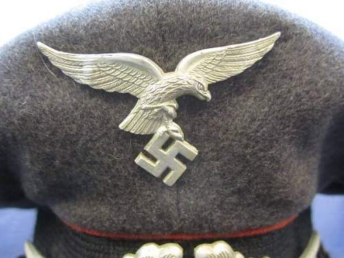 Luftwaffe Visor - never had one and could use opinions