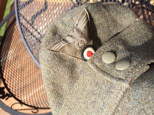 Opinion on M 43 hat