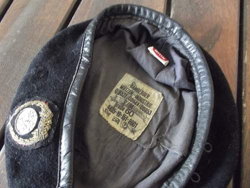 Need help with this german cap
