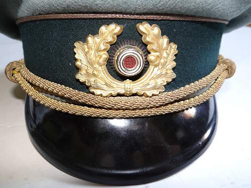 general's visor opinion please