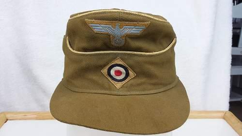 DAK Tropical Field Hats