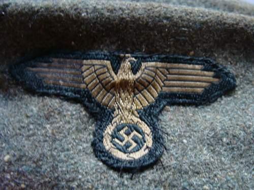 Ss m43 cap...