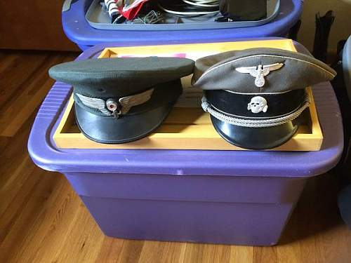 SS Gray Top Hat - Too Good to Be True?