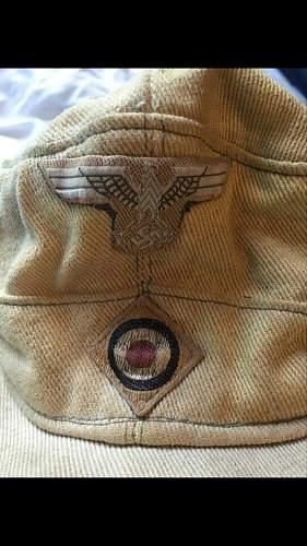 M41 DAK hat