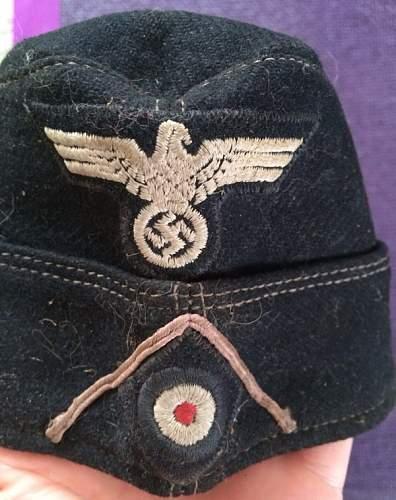 Panzer Sidecap