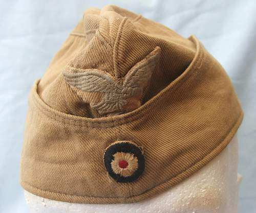 One more luft tropical cap