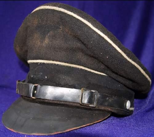 Help! Authentic ss allgemaine visor cap?