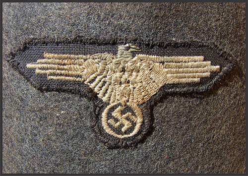 SALE WWII Handschar Division Fez 13th Waffen SS 13th division German extremely rare