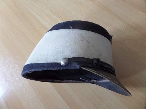 ww2 German Police hat ?