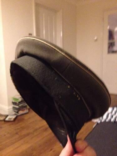 Salty visor for review