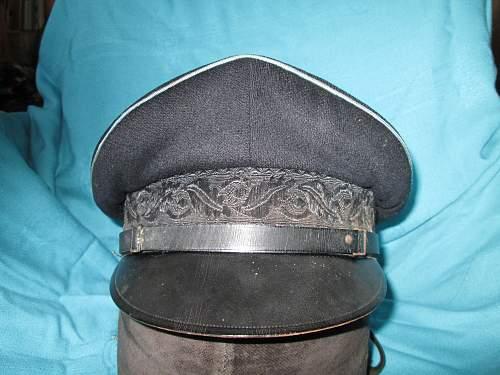 DAF? cap for review