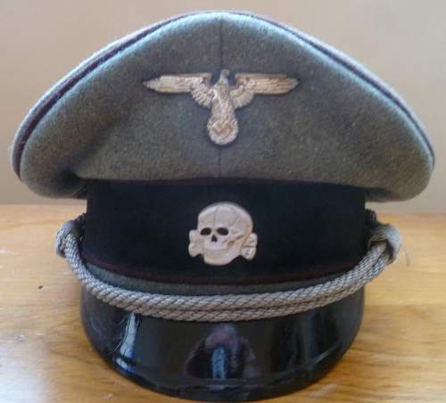2 SS Visor Caps - Your Opinions Please