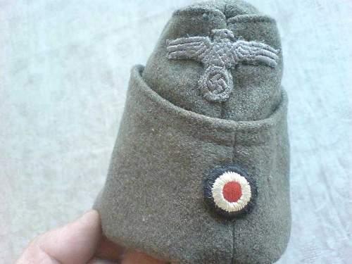 late war cap-good or bad?