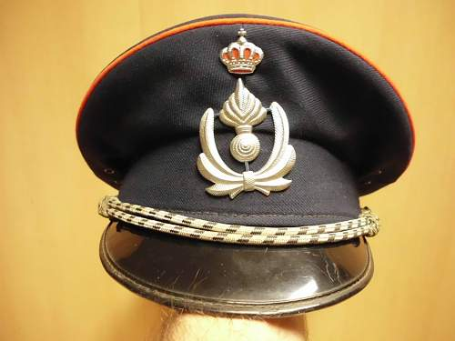 Click image for larger version.  Name:belgian gendarm hat.jpg Views:17 Size:93.6 KB ID:830495