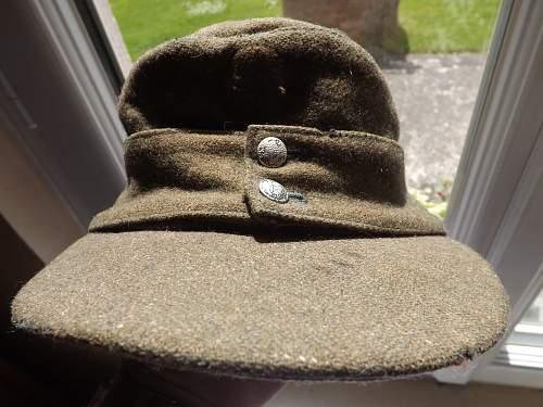"""""""Waffen ss""""  M43 cap"""