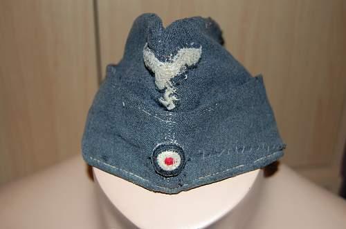 Luftwaffe Fliegermutze