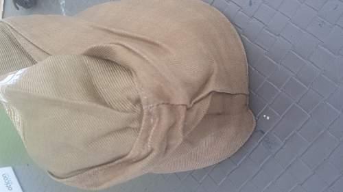 HJ Overseas cap - original?