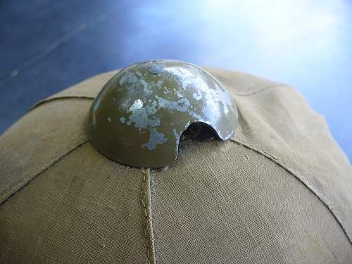 German Afrikakorps Pith Helmet WW2