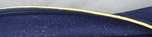 KM Officer's Side Cap for Review