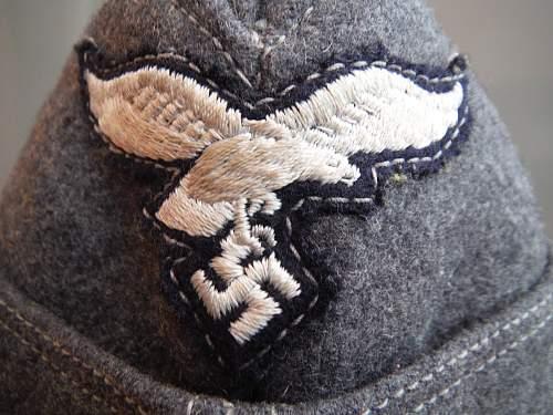 Luftwaffe or/nco Flieger Mutze